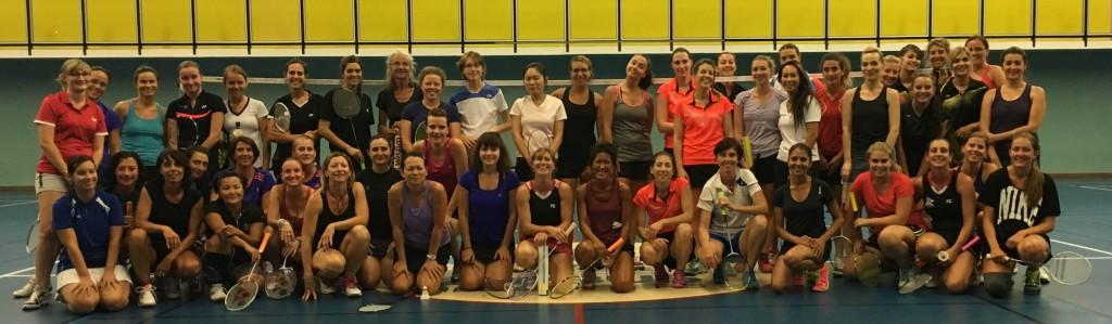 Tournoi féminines aout 2016